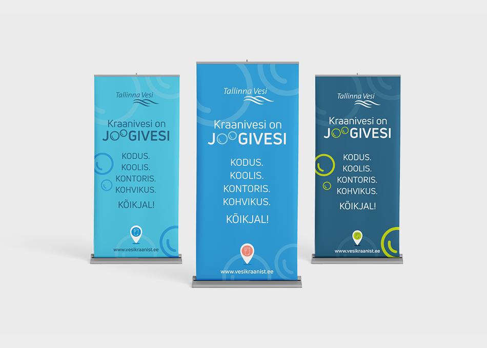 Tallinna Vesi branding