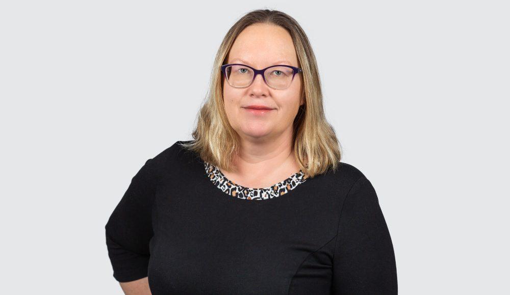 Klient Liina Kivimägi Aatrium AS tegevjuht
