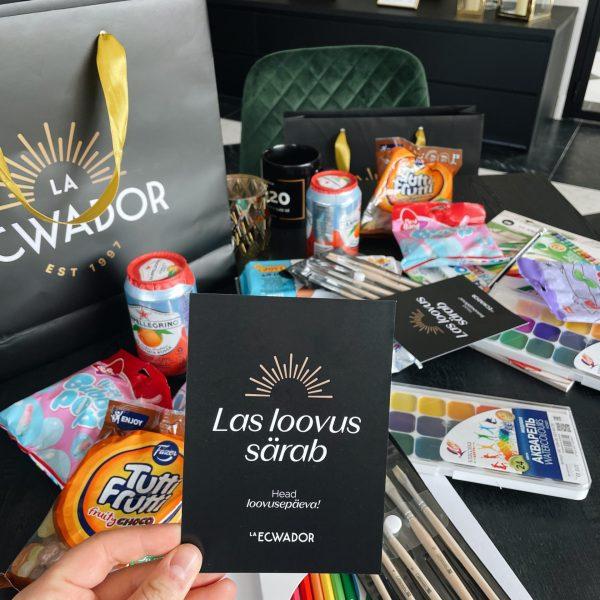 Loovusepäev reklaamiagentuuris La Ecwador